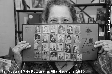 7a. Mostra SP de Fotografia, Vila Madalena 2016