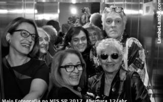 Maio Fotografia no MIS 2017
