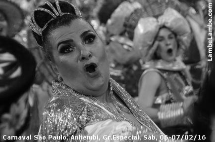 Carnaval São Paulo, Sambódromo Anhembi, Grupo Especial, Sábado