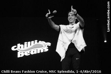 Chilli Beans Fashion Cruise