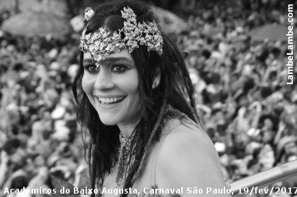 Acadêmicos do Baixo Augusta, Bloco de Carnaval