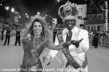 Carnaval SP Grupo Especial LigaSP, 6a.feira