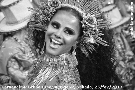 Carnaval SP Grupo Especial LigaSP, Sábado