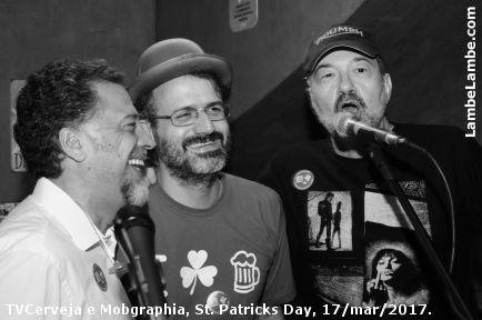 TVCerveja e Mobgraphia, St. Patricks Day