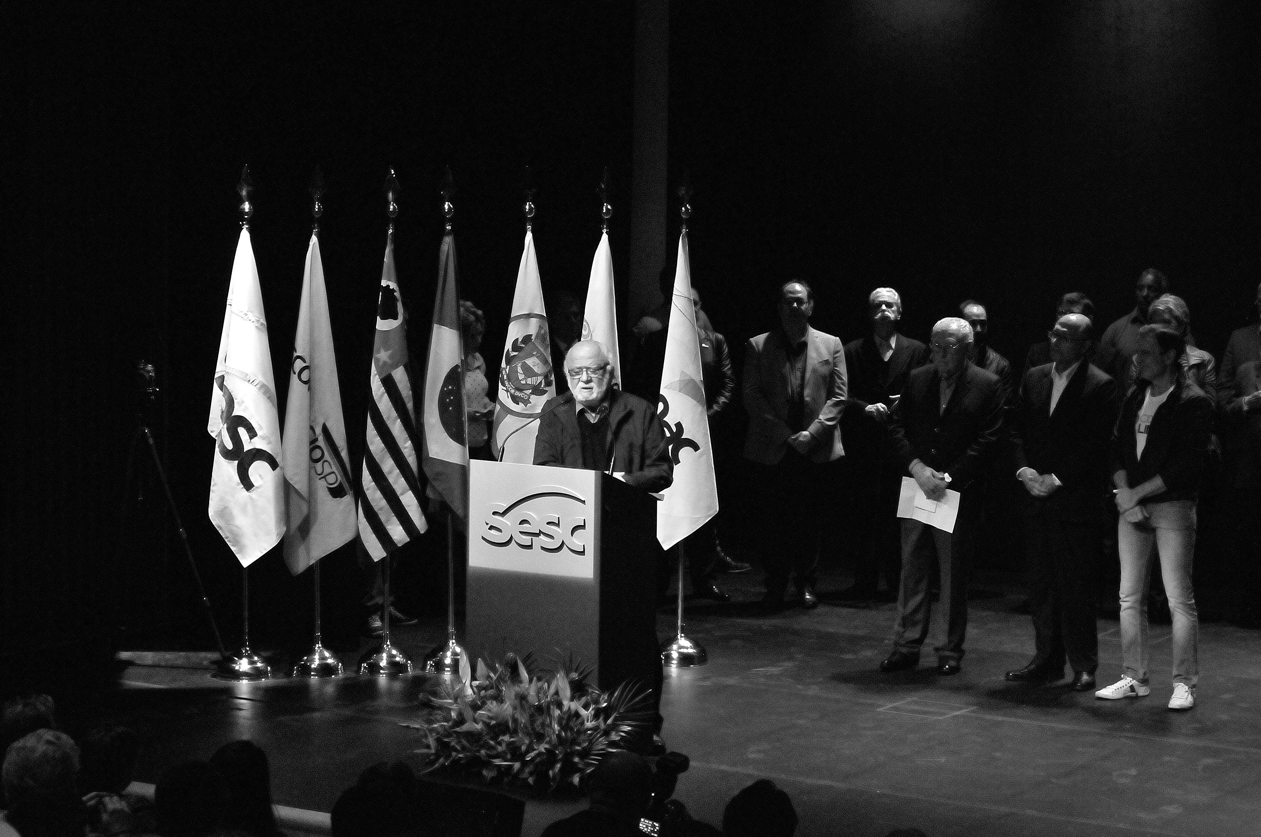 Inauguração do Sesc 24 de Maio, 2017-08-19
