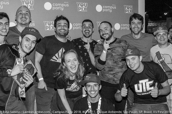 Campus Party #cpbr11 2018-02-03