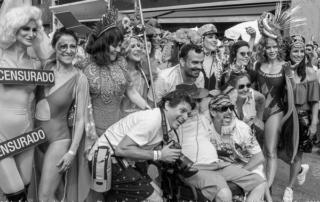 """Bloco de Carnaval Acadêmicos do Baixo Augusta, """"É Proibido Proibir"""", 2018-02-04"""