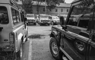 Land Rover Clube SP