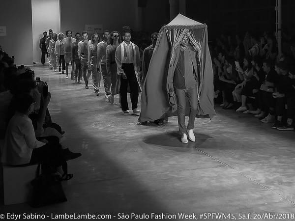 São Paulo Fashion Week #SPFWN45