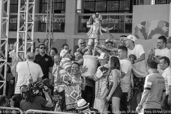 Carnaval 2019 Apuração Sambódromo Anhembi, 3a.feira, 2019-03-05